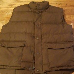 cabelas down vest